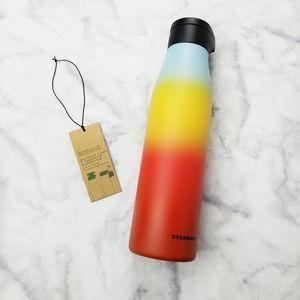 Starbucks|Rainbow Stainless Steel Water Bot